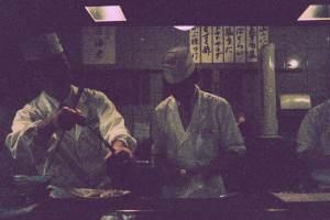Tsunahachi Tempura restaurant in Shinjuku