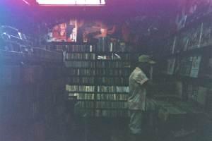 Record Store in Shinjuku, Tokyo